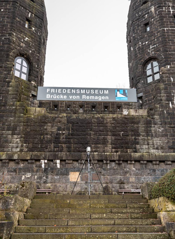 Laserscan Denkmalpflege